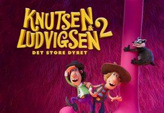 دانلود موسیقی متن فیلم Knutsen & Ludvigsen 2: Det Store Dyret