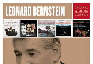 دانلود موسیقی متن فیلم Leonard Bernstein – Original Album Classics