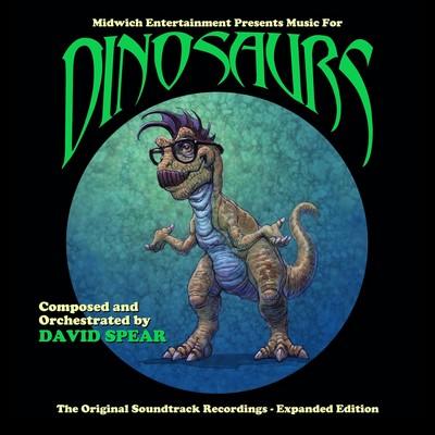 دانلود موسیقی متن سریال Music for Dinosaurs