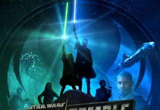 دانلود موسیقی متن سریال Star Wars: Jedi Temple Challenge