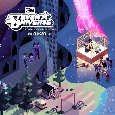 دانلود موسیقی متن سریال Steven Universe: Season 5