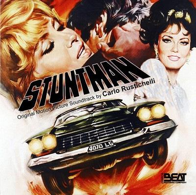 دانلود موسیقی متن فیلم Stuntman