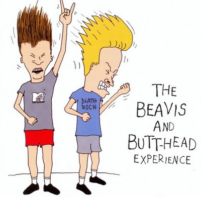 دانلود موسیقی متن سریال The Beavis And Butt-Head Experience