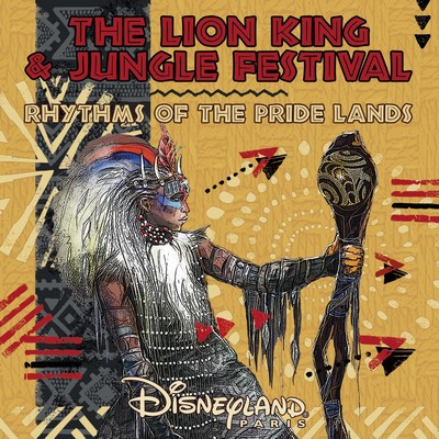 دانلود موسیقی متن فیلم The Lion King & Jungle Festival: Rhythms of the Pride Lands