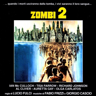 دانلود موسیقی متن فیلم Zombi 2