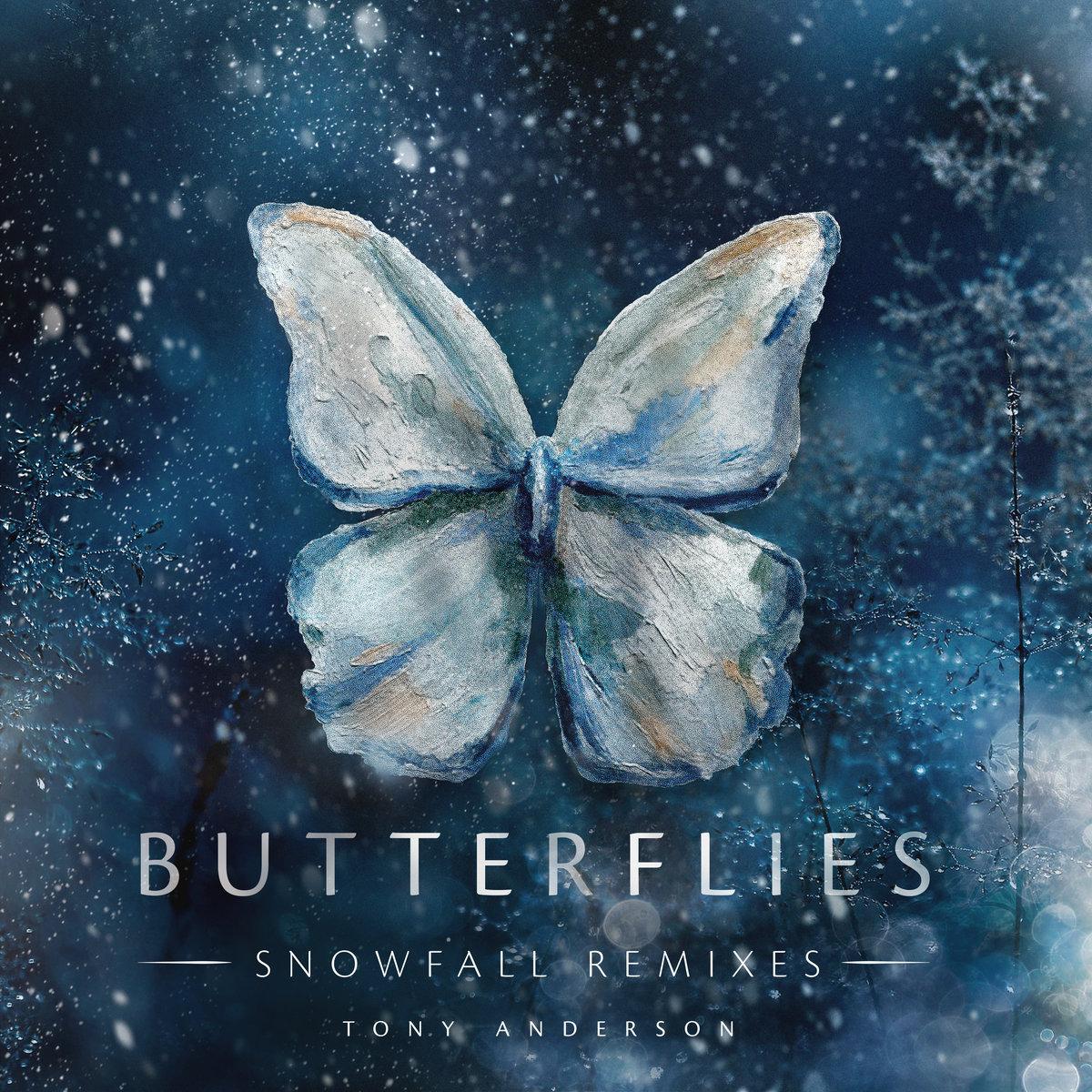 دانلود آلبوم موسیقی Butterflies توسط Tony Anderson