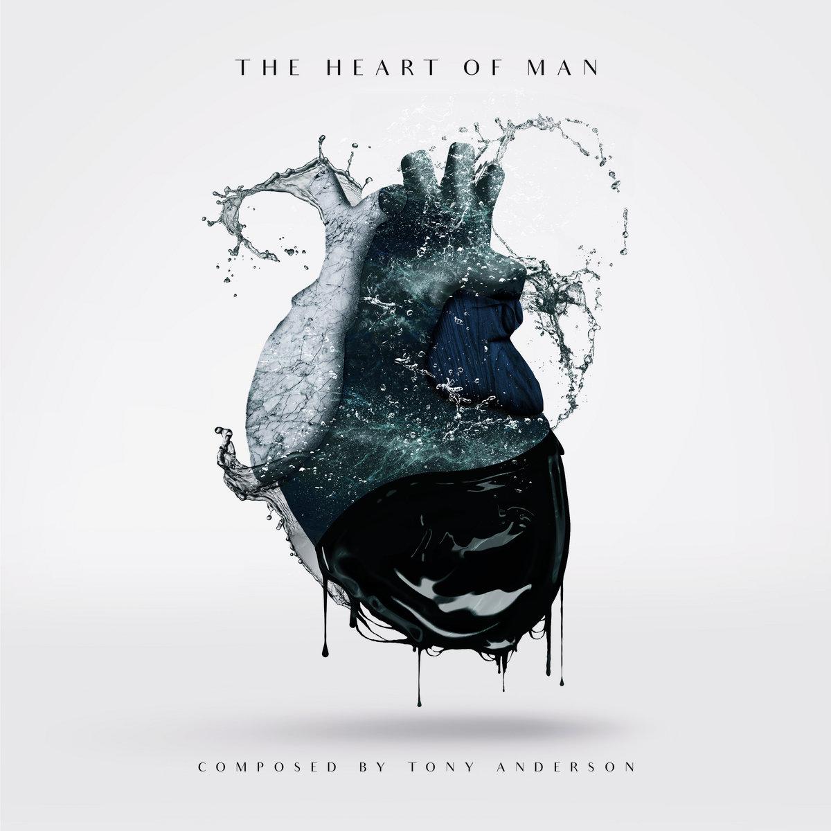 دانلود آلبوم موسیقی The Heart of Man توسط Tony Anderson