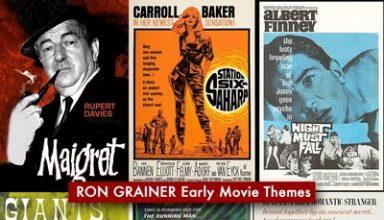 دانلود موسیقی متن فیلم Best RON GRAINER Early Movie Themes