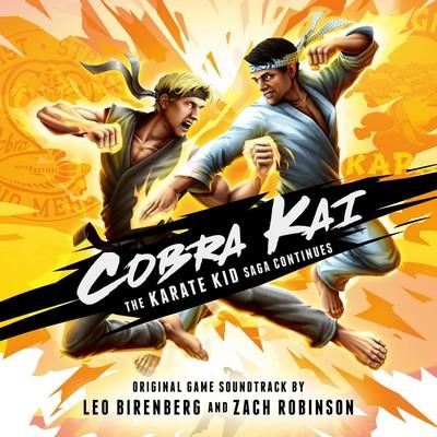 دانلود موسیقی متن بازی Cobra Kai: The Karate Kid Saga Continues