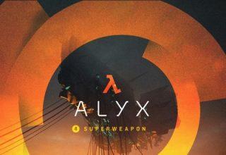 دانلود موسیقی متن بازی Half-Life: Alyx: Chapter 4