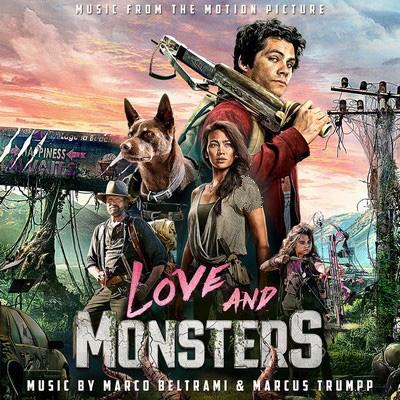 دانلود موسیقی متن فیلم Love and Monsters