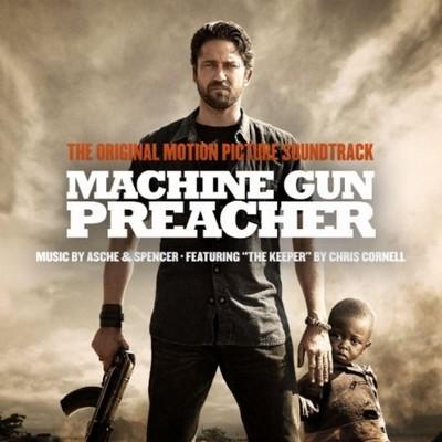 دانلود موسیقی متن فیلم Machine Gun Preacher