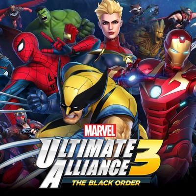 دانلود موسیقی متن بازی Marvel Ultimate Alliance 3: The Black Order