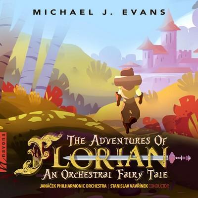 دانلود موسیقی متن فیلم Michael J. Evans: The Adventures of Florian