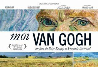 دانلود موسیقی متن فیلم Moi Van Gogh