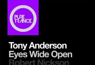 دانلود قطعه موسیقی Eyes Wide Open توسط Tony Anderson