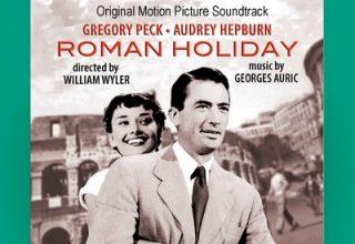 دانلود موسیقی متن فیلم Roman Holiday