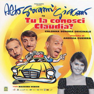 دانلود موسیقی متن فیلم Tu La Conosci Claudia?