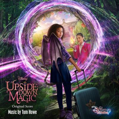 دانلود موسیقی متن فیلم Upside-Down Magic