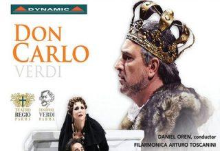 دانلود موسیقی متن فیلم Verdi: Don Carlo