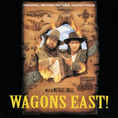 دانلود موسیقی متن فیلم Wagons East