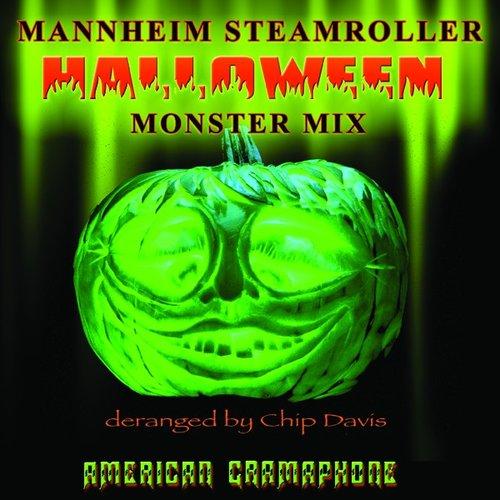دانلود قطعه موسیقی Halloween Monster Mix توسط Mannheim Steamroller