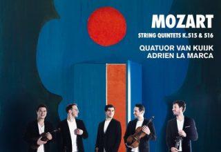 دانلود موسیقی متن فیلم Mozart: String Quintets K. 515 & 516