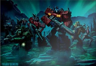 Transformers: War For Cybertron Earthrise