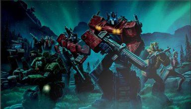 Transformers: War For Cybertron Earthrise