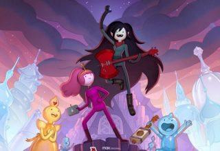 دانلود موسیقی متن سریال Adventure Time: Distant Lands – Obsidian