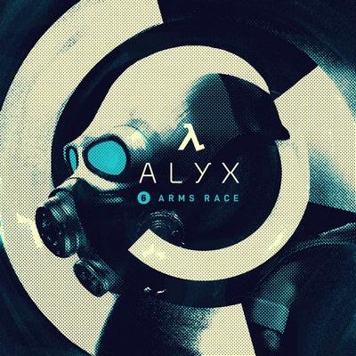 دانلود موسیقی متن بازی Half-Life: Alyx: Chapter 6