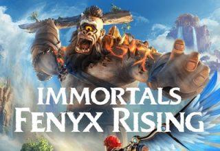 دانلود موسیقی متن بازی Immortals Fenyx Rising
