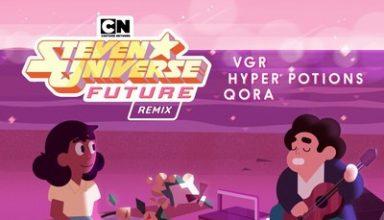 دانلود موسیقی متن سریال Steven Universe Future - VGR Remix