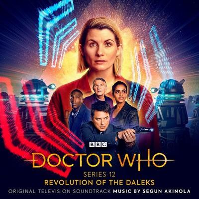 دانلود موسیقی متن سریال Doctor Who Series 12: Revolution of the Daleks