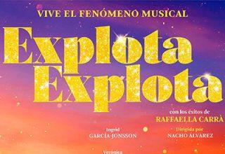 دانلود موسیقی متن فیلم Explota Explota