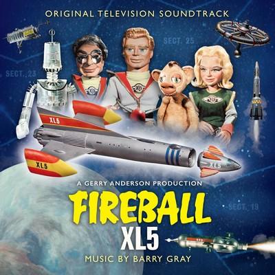 دانلود موسیقی متن سریال Fireball XL5