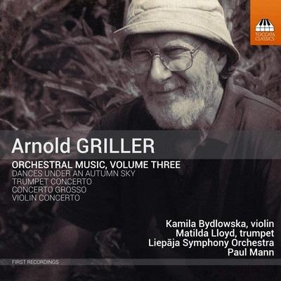 دانلود موسیقی متن فیلم Griller: Orchestral Music, Vol. 3