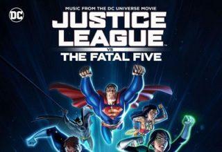دانلود موسیقی متن فیلم Justice League vs. The Fatal Five