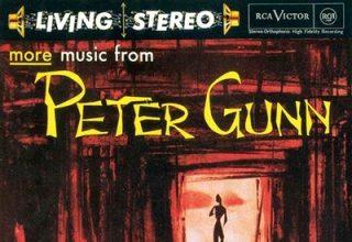 دانلود موسیقی متن سریال More Music from Peter Gunn