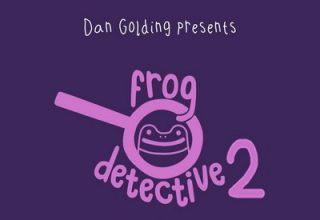دانلود موسیقی متن فیلم The Invisible Wizard: A Frog Detective