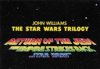 دانلود موسیقی متن فیلم The Star Wars Trilogy