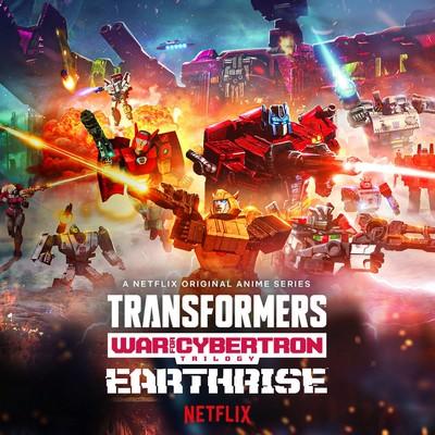 دانلود موسیقی متن سریال Transformers: War for Cybertron Trilogy – Earthrise