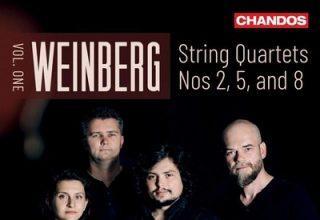 دانلود موسیقی متن فیلم Weinberg: String Quartets, Vol. 1