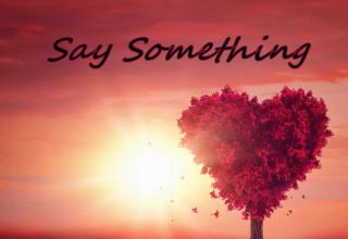 دانلود قطعه موسیقی Say Something توسط Daniel Ketchum