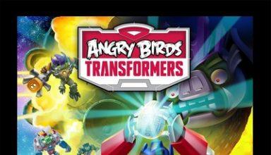 دانلود موسیقی متن بازی Angry Birds Transformers