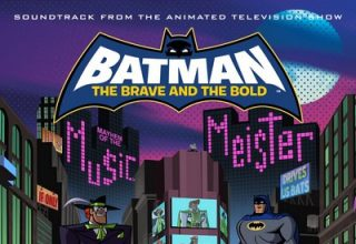 دانلود موسیقی متن فیلم Batman The Brave and the Bold: Mayhem of the Music Meister!