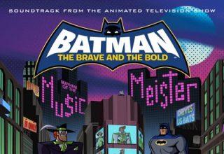 دانلود موسیقی متن فیلم Batman The Brave and the Bold: Mayhem of the Music Meister!