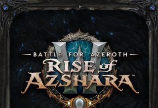 دانلود موسیقی متن بازی Battle for Azeroth: Rise of Azshara/Tides of Vengeance/Visions of N'Zoth