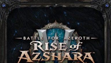 دانلود موسیقی متن بازی Battle for Azeroth: Rise of Azshara/Tides of Vengeance/Visions of N'Zoth