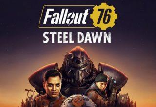 دانلود موسیقی متن فیلم Fallout 76: Steel Dawn